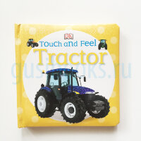 Touch&Feel   Tractor  (board book)