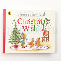 A Peter Rabbit Tale: A Christmas Wish (board book)