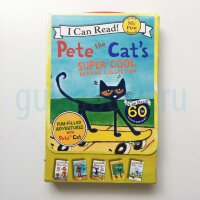 Pete The Cat's Super Cool Reading Collection (5 книг)