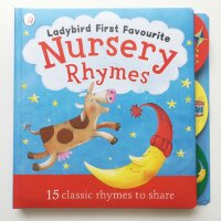 Ladybird First Favourite Nursery Rhymes board book
