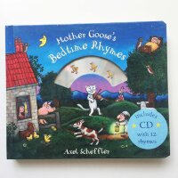Mother Goose's Bedtime Rhymes +CD