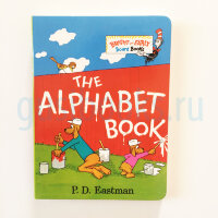Bright&Early   Alphabet Book   (board book)