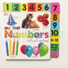 My First Numbers  (board book)