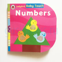 BabyTouch   Numbers  (board book)