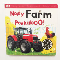 Noisy Farm Peekaboo! (Board Book)