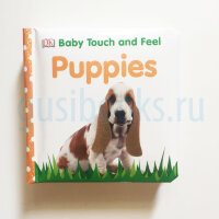 Touch&Feel   Puppies  (board book)