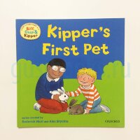 Kipper's First Pet (Oxford Reading Tree Read With Biff, Chip, and Kipper: First Experiences)