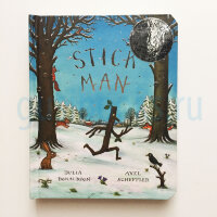 Stick Man (board book) gift edition