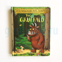 The Gruffalo Boardbook