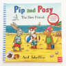 Pip and Posy: The New Friend (PB)