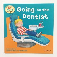 Going to Dentist (Oxford Reading Tree: Read With Biff, Chip & Kipper First Experiences)