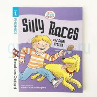 Silly Races and Other Stories (Read with Oxford: Stage 1: Biff, Chip and Kipper)