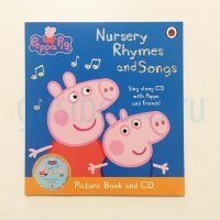 Peppa Pig: Nursery Rhymes & Songs   +CD