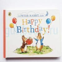 A Peter Rabbit Tale - Happy Birthday!