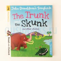 The Trunk and The Skunk and Other Stories (Read with Oxford: Stage 2: Julia Donaldson's Songbirds)