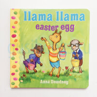 Llama Llama Easter Egg (board book)