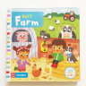 BusyBooks   Busy Farm  (Board book)