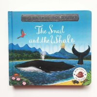The Snail and the Whale (Boardbook) НЕБОЛЬШОЙ ДЕФЕКТ