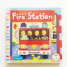 BusyBooks   Busy Fire Station (board book)