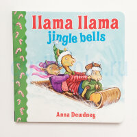 Llama Llama Jingle Bells  (board book)