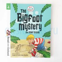 Bigfoot Mystery and Other Stories (Read with Oxford: Stage 4: Biff, Chip and Kipper)