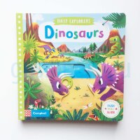 First Explorers: Dinosaurs