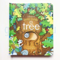 Peep Inside a Tree  (board book)