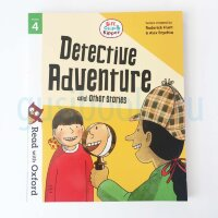 Detective Adventure and Other Stories (Read with Oxford: Stage 4: Biff, Chip and Kipper)