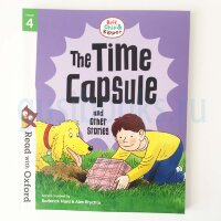 The Time Capsule and Other Stories (Read with Oxford: Stage 4: Biff, Chip and Kipper)