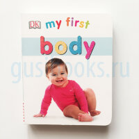 My First   Body  (board book)