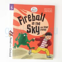 Fireball in the Sky and Other Stories (Read with Oxford: Stage 5: Biff, Chip and Kipper)