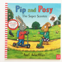 Pip and Posy   Pip and Posy: Super Scooter  (PB)