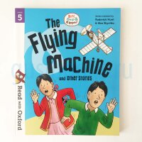 The Flying Machine and Other Stories (Read with Oxford: Stage 5: Biff, Chip and Kipper)