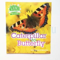 Caterpillar to Butterfly  (Science in Action)
