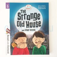 The Strange Old House and Other Stories (Read with Oxford: Stage 5: Biff, Chip and Kipper)