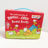 Little Red Box of Bright and Early Board Books (4 books)