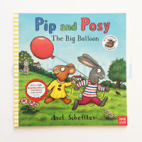Pip and Posy   Pip and Posy: The Big Balloon  (PB)