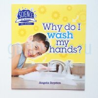 Why do I wash my hands? (Science in Action)