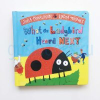What the Ladybird Heard Next (board book)
