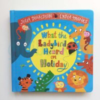What the Ladybird Heard on Holiday (Board book)