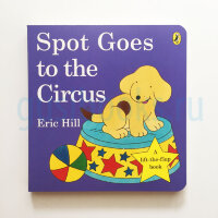 Spot Goes to the Circus Lift-the-flap-book