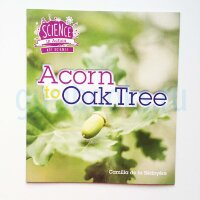 Acorn to Oak Tree (Science in Action)