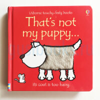 That's Not My Puppy  (board book)