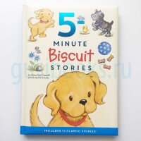 Biscuit: 5-Minute Biscuit Stories : 12 Classic Stories!