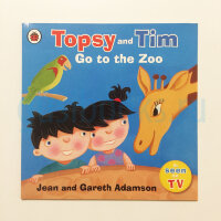 Topsy and Tim Go to the Zoo