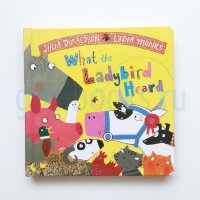What the Ladybird Heard   (board book)