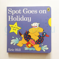 Spot Goes on Holiday Lift-the-flap-book