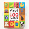 First 100 Soft to Touch Words  (board book)