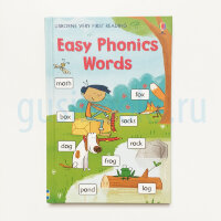 Easy Phonic Words  (HB)