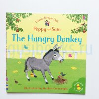 The Hungry Donkey (Mini Farmyard Tales)